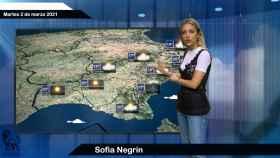 El tiempo en España para el 2 de marzo.