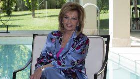 María Teresa Campos en una imagen de archivo fechada en mayo de 2018.