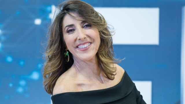 Paz Padilla en una imagen de archivo fechada en febrero de 2019.
