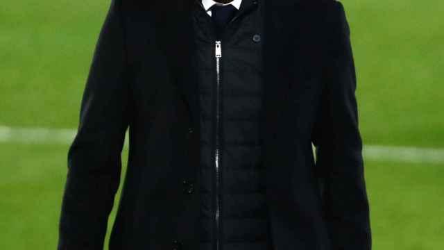 Zidane analiza en rueda de prensa el empate del Real Madrid ante la Real Sociedad