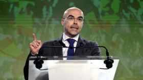 Jorge Buxadé, eurodiputado y portavoz del Comité de Acción Política de Vox.