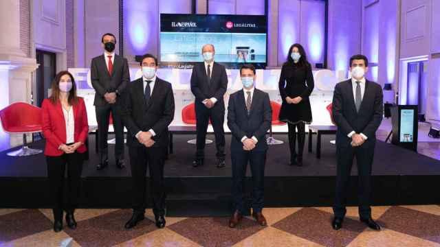 Foro de debate LegalTech: La tecnología en el ámbito legal como valor añadido para los ciudadanos