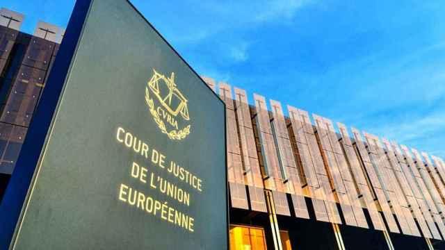 El Tribunal Superior de Justicia de la UE.