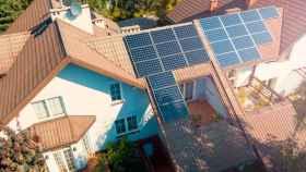 Instalación de paneles solares de Ikea