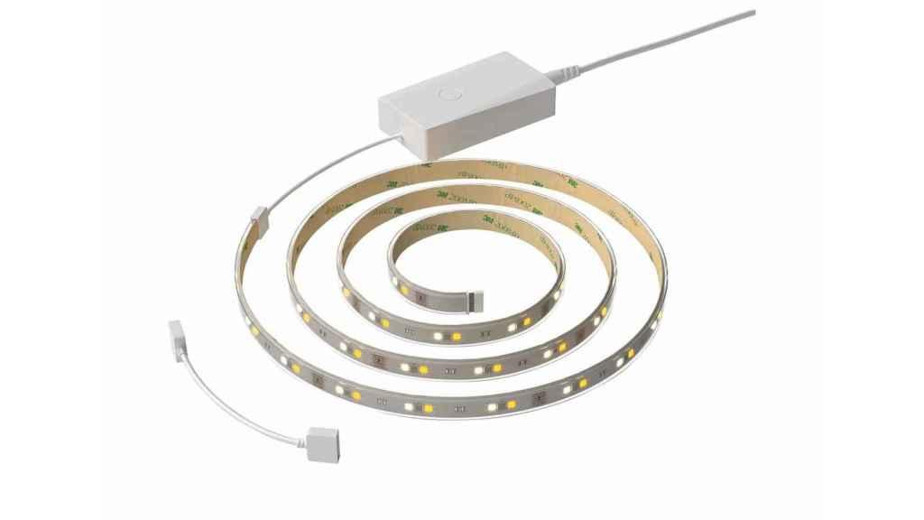 Tira LED de Lidl.