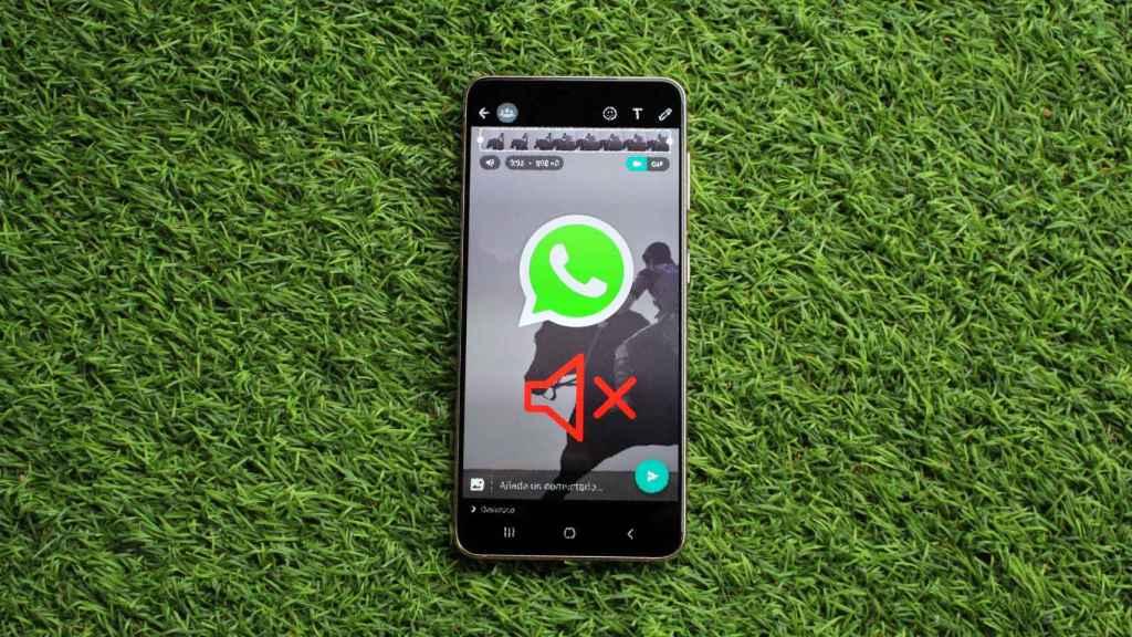 El truco de WhatsApp para silenciar los vídeos