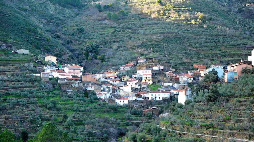 La Huetre, Cáceres