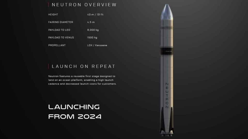 Cohete Neutron