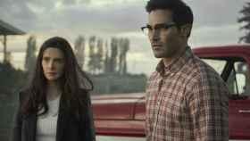 Elizabeth Tullock y Tyler Hoechlin en 'Superman & Lois'.