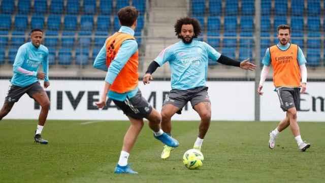 El Real Madrid recupera a un jugador para el derbi frente al Atlético