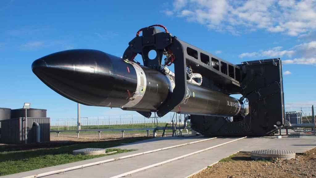 Cohete Electron