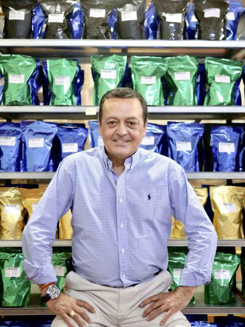 José María Albarracín está al frente del Grupo Albarracín dedicado desde 1854 a la producción y comercialización de pimentón.