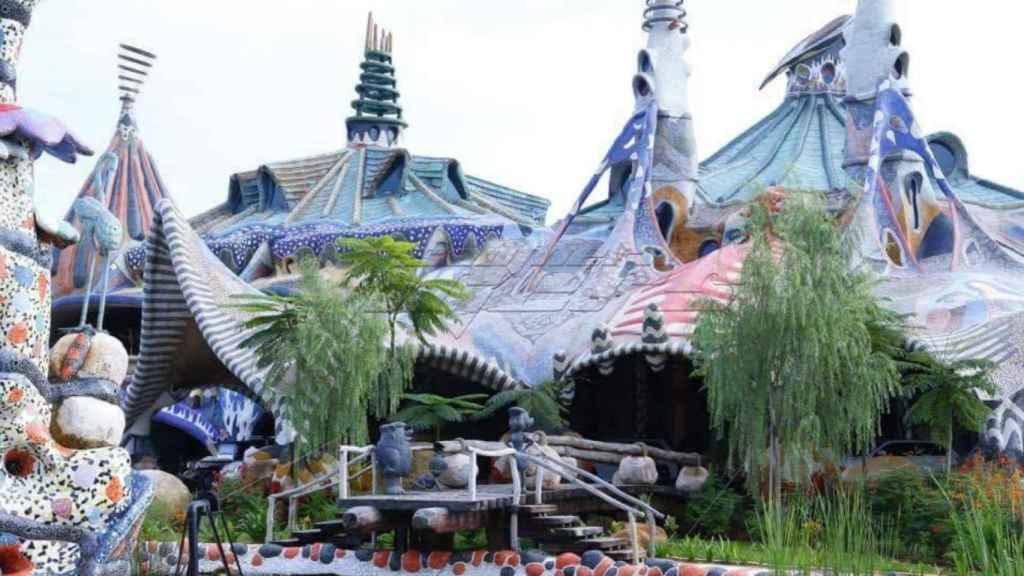 La mansión de los Picapiedra de la familia de Johor
