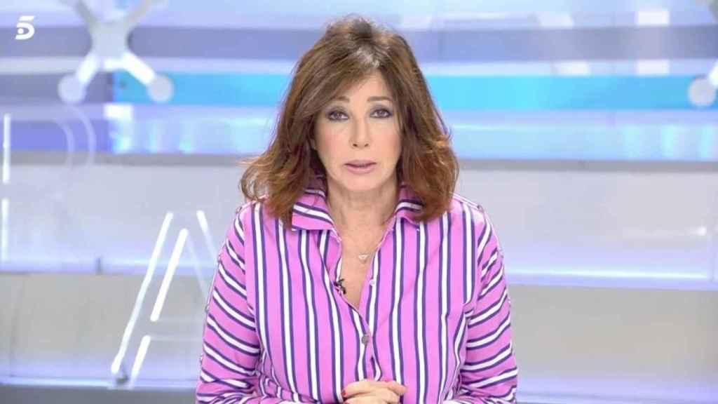 'El programa de Ana Rosa' lidera ininterrumpidamente desde su estreno.