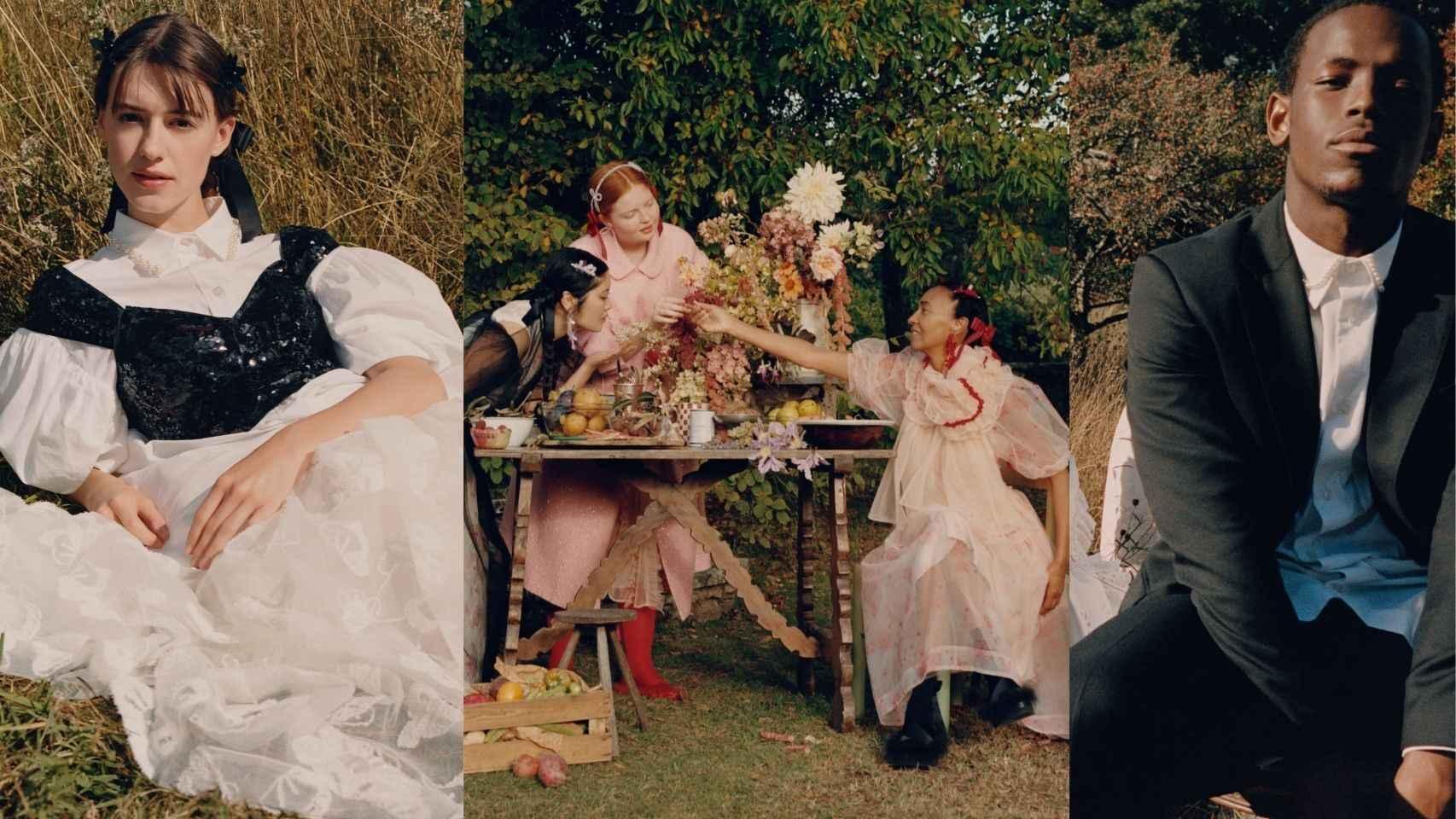 Así es la nueva colección de H&M con Simeone Rocha: romántica, femenina y cercana.