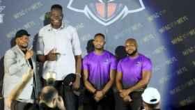 Abiodun Adegoke, 'Big Naija' el nuevo gigante del baloncesto