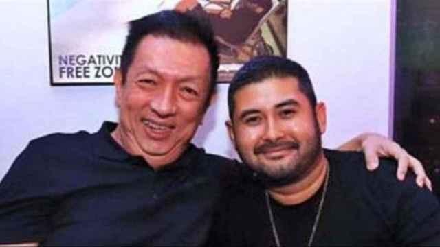 Peter Lim y el príncipe de Johor