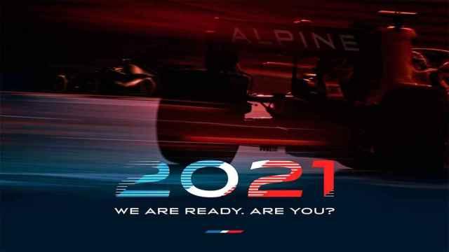 En directo | Presentación del Alpine A521 de Fernando Alonso