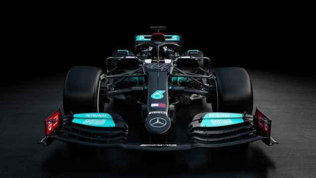 Mercedes presenta su Fórmula 1 para 2021: repite el negro para buscar el octavo Mundial de Hamilton