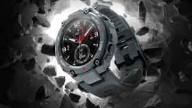Filtrado el Amazfit T-Rex Pro, un nuevo reloj inteligente resistente
