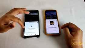 El truco oculto para compartir contenido entre móviles Android
