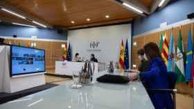 Último Consejo Interterritorial del Sistema Nacional de Salud celebrado el pasado 28 de febrero.