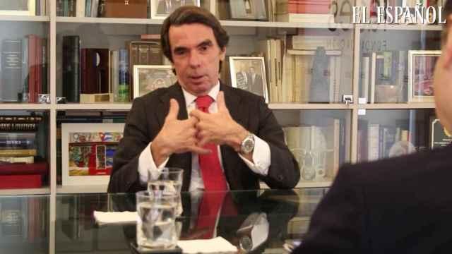 Pedro J. Ramírez: ¿Conocía Aznar la corrupción de Pujol?