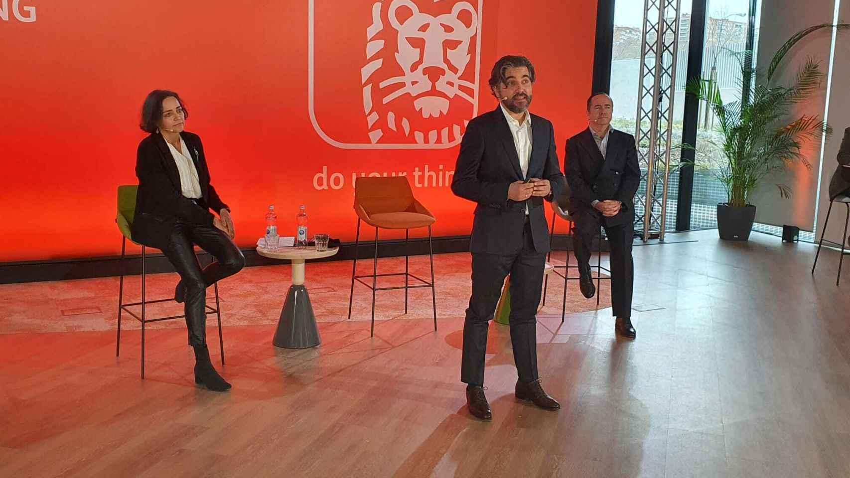 Ignacio Juliá, consejero delegado de ING España y Portugal.