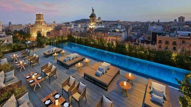 Mandarin Oriental Barcelona.