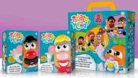 El nuevo pack que lanzará en otoño la compañía Hasbro de 'Potato Head', ya sin el 'Mr.'.