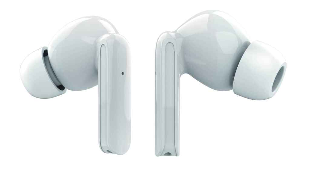 Así son los auriculares inalámbricos de Aldi.