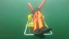 El robot submarino que puede salvar vidas.