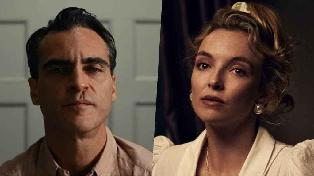 Joaquin Phoenix y Jodie Comer serán los protagonistas de 'Kitbag'.