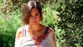 Megan Montaner en el último episodio de 'La caza. Tramuntana'.
