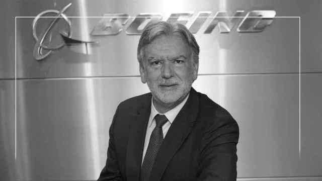 José Enrique Román, Vicepresidente de Boeing Research & Technology.