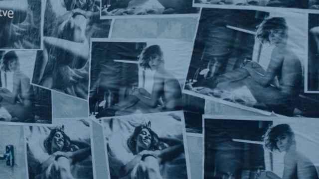 'Cuéntame cómo pasó': las fotos de María desnuda escandalizan San Genaro