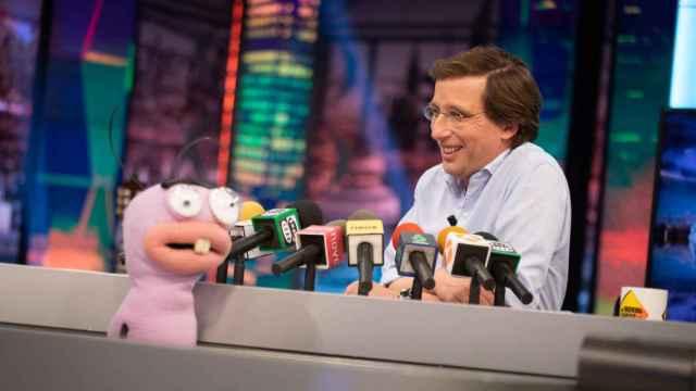 Almeida arrasa en 'El Hormiguero' y lleva Antena 3 a máximo de temporada