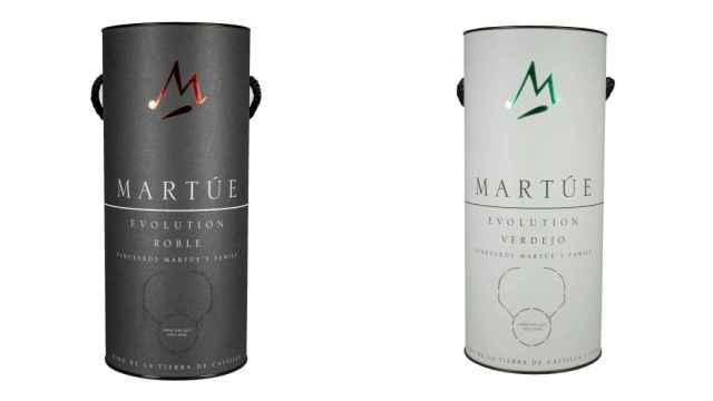 Martúe Evolution, el envase que conserva el vino abierto hasta cinco meses