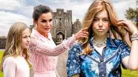 Alexia de Holanda no sigue la estricta rutina que sí sigue Leonor y que tanto le gusta a Letizia.
