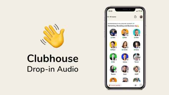 Descargar Clubhouse en Android no es posible, aunque estas imágenes sean reales