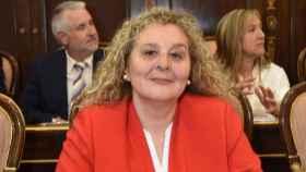 Susana Alcalde, vicepresidenta de la Diputación de Guadalajara y diputada de Economía y Hacienda