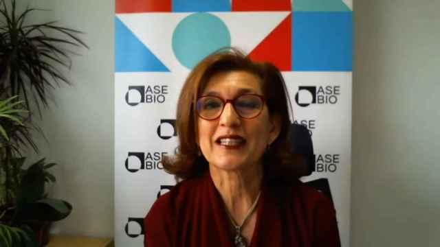 Ana Polanco, presidenta de Asebio