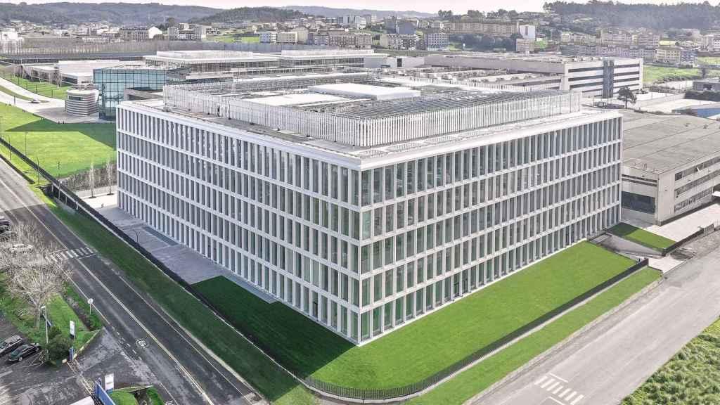 Así es el nuevo edificio de Zara.com: 67.000 metros cuadrados para sus nuevos estudios