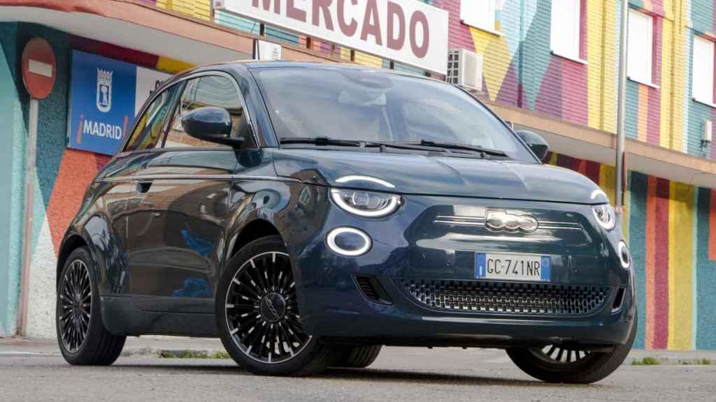 El nuevo Fiat 500 es el coche más ecológico y avanzado de su categoría.