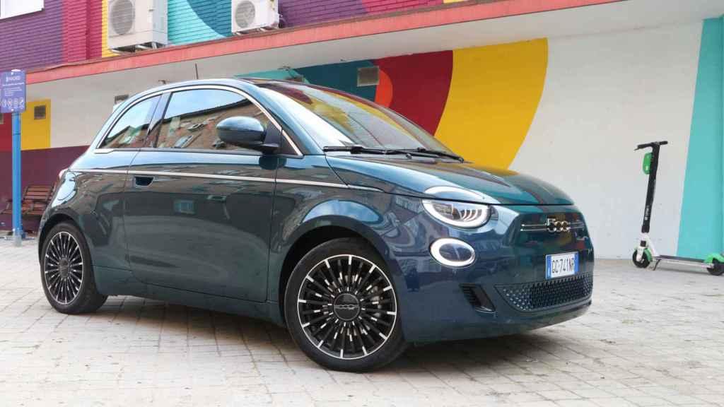 El Fiat 500 es desde su nacimiento el líder de su categoría.