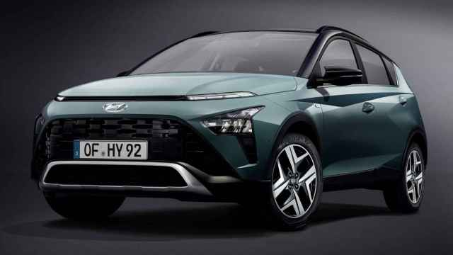 Hyundai Bayon: un nuevo SUV urbano que se suma al Kona