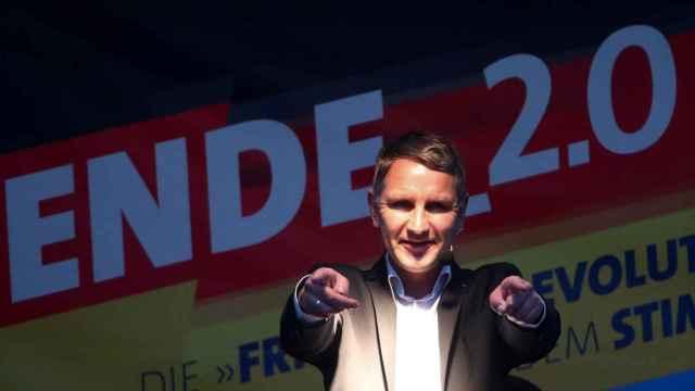 Björn Höcke, lider del AfD.
