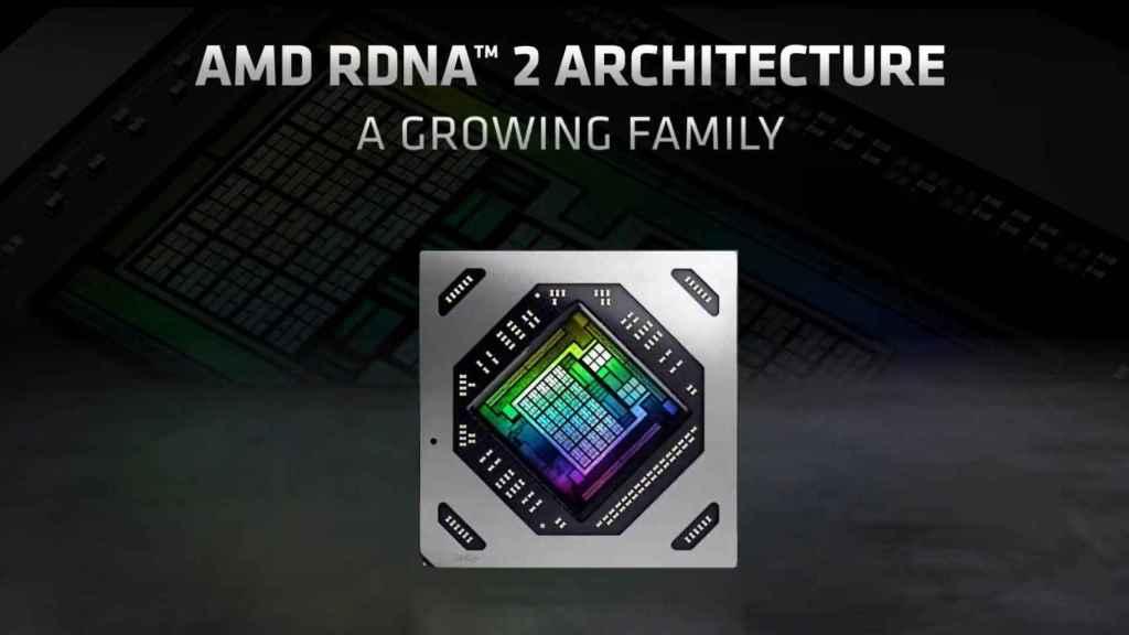 La nueva GPU de la Radeon RX 6700 XT