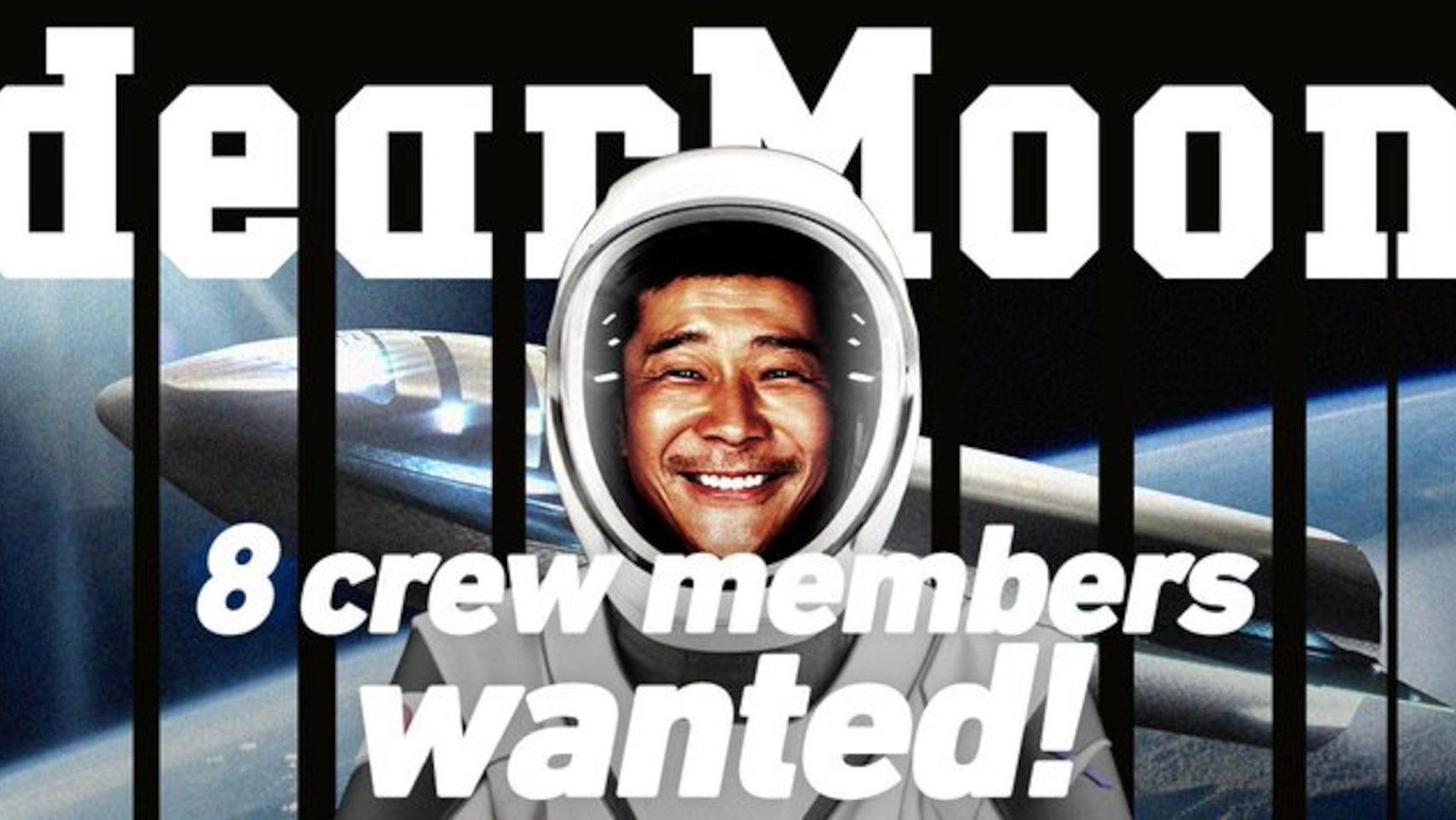 El multimillonario Yusaku Maezawa ofrece asientos hacia la Luna