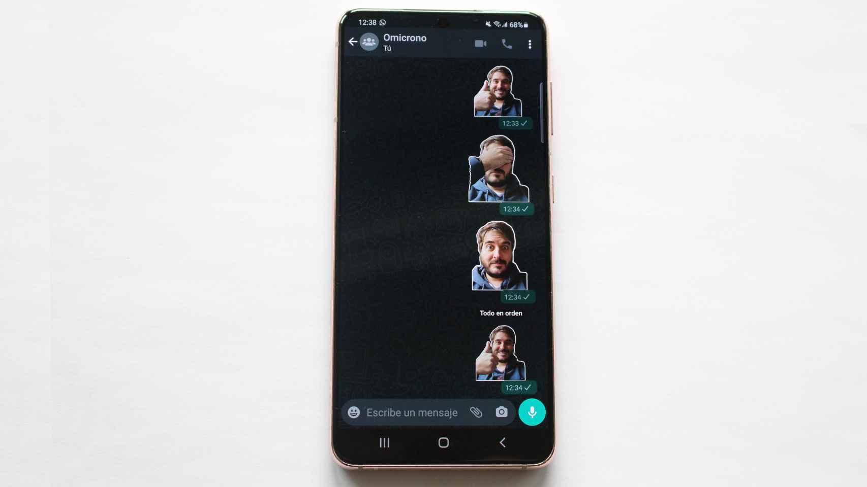 Cómo crear nuevos stickers para WhatsApp en seis pasos —